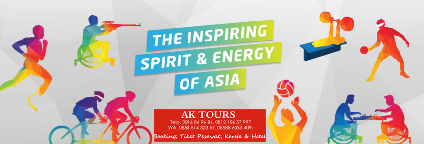 AK Tours Tiket Asian Games