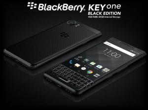 BLACKBERRY KEYONE 4GB RAM 64GB LIMITED EDITION BLACK